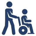 Pacientes con actividad baja o limitada
